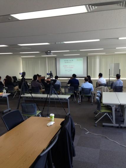WPM塾・第1期・1回目セミナー(講師:三宅巧一)